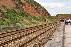Class 153 on the sea wall near Dawlish (4896).jpg