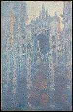 Claude Monet (French - The Portal of Rouen Cathedral in Morning Light - Google Art Project.jpg