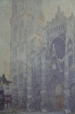file claude monet cath drale de rouen harmonie wikimedia commons. Black Bedroom Furniture Sets. Home Design Ideas