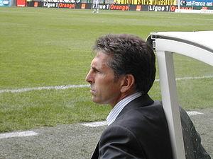 Claude Puel - Image: Claude Puel