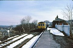 Clayton West railway station in 1979.jpg