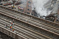 Clearing Metro-North Tracks After Building Collapse (13110869355).jpg