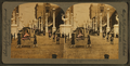 Cleveland's delegation in colonial dress, Elks parade, Philadelphia, July 18, 1907, from Robert N. Dennis collection of stereoscopic views.png