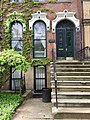 Cleveland, Central, 2018 - Prospect Avenue Rowhouse Group, Prospect Avenue Historic District, Midtown, Cleveland, OH (28286358378).jpg