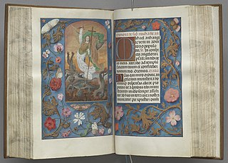 Hours of Queen Isabella the Catholic, Queen of Spain