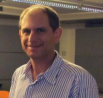 Clifford Stein - Image: Clifford Stein 2010