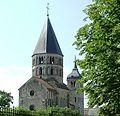 Clocher abbaye cluny 3.JPG