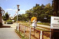 "Clown Ferdinand am Bahnhof ""Zoo"".JPG"