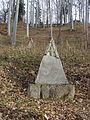 Cmentarz z I wojny światowej na wzgórzu Pustki (Łużna) 10.JPG