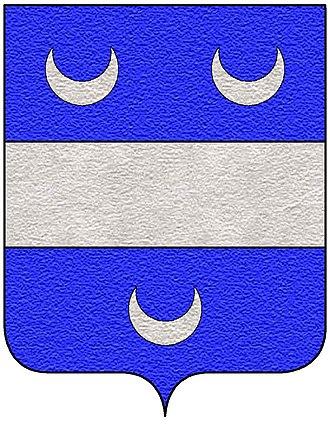 Pia de' Tolomei - Tolomei coat of arms.