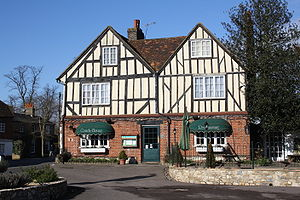 Godstone - Coach House Inn and restaurant