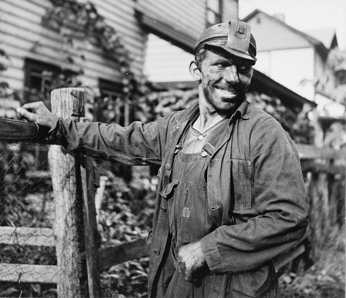 File Coal Miner Polish Capels West Virginia Jpg