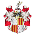 Coat of Arms - Knightly, of Fawsley, Northants.png