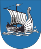 Coat of Arms of Žłobin, Belarus.png