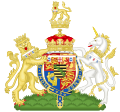 Coat of Arms of Alfred, Duke of Edinburgh.svg