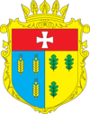 Coat of arms of Dubno rajons