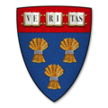 Coat of arms (seal, emblem, shield) of Harvard Law School.png