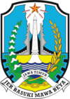 Coat of arms of East Java