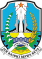 Coat of arms of East Java.png