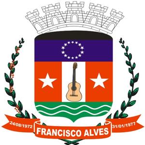Francisco Alves - Image: Coat of arms of Francisco Alves PR