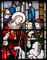 Cobh St. Colman's Cathedral South Aisle Window 4 Detail Sick of the Palsy of Capernaum 2015 08 27.jpg