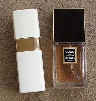 Coco (perfume) - Image: Coco de Chanel