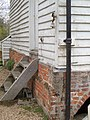 Coggeshall Abbey Mill - Flood Alarm, 1890s style - geograph.org.uk - 149641.jpg