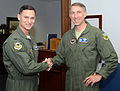 Col. Brett Clark and Col. Mike Tyynismaa.JPG