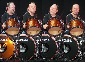 Lars Ulrich - Ulrich in 2009