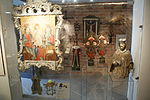Collection of sacred art in Historical Museum in Trakai 27.JPG