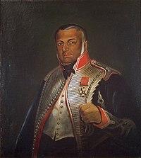 Colonel James Skinner CB, 1st Regiment of Local Horse, 1836.jpg