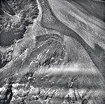 Columbia Glacier, Boreas Lake, Calving and Valley Glacier, September 3, 1974 (GLACIERS 1216).jpg