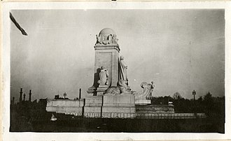 Columbus Fountain - Image: Columbus Fountain (Smithsonian)