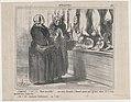 Comment,...c'est-t'y Dieu possible!..., from Actualités, published in Le Charivari, December 14, 1857 MET DP876676.jpg