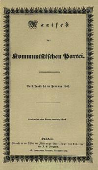 The Communist Manifesto Private Property
