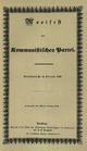 Forsiden til det Kommunistiske Manifest
