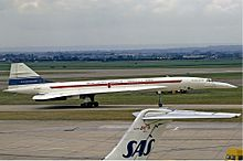 Concorde first visit Heathrow Fitzgerald.jpg