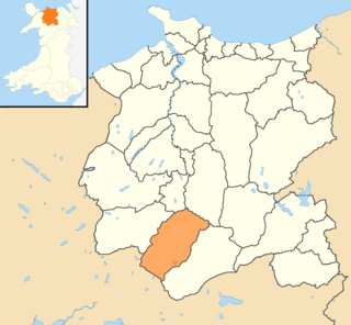 Bro Machno Human settlement in Wales