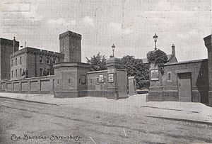 Copthorne Barracks - Copthorne Barracks