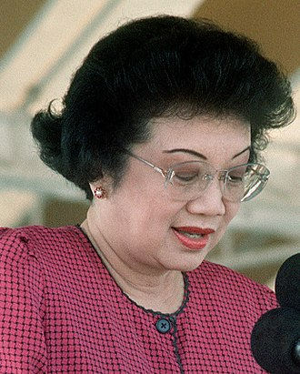 Presidency of Corazon Aquino - Corazon Aquino, 11th President of the Philippines
