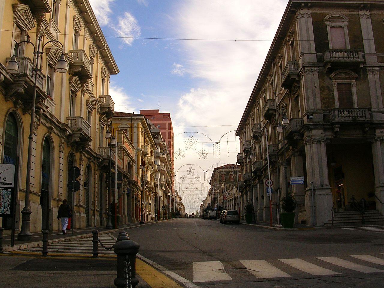 File Corso Trento E Trieste Back Lanciano Jpg Wikipedia