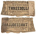Coryell County $3.00 (three dollars) county scrip (5376754172).jpg