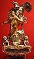 Cosimo merlini il giov., pietro motti, g. giuseppe vanni e g.b. foggini, reliquiario di s. f. di paola, 1699-1700, arg, rame, bronzo, oro e pietre dure 03.JPG