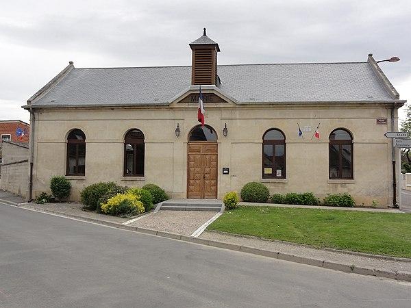 Photo de la ville Coucy-lès-Eppes