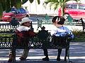 Cowboys at Rest - Bacalar - Quintana Roo - Mexico.jpg