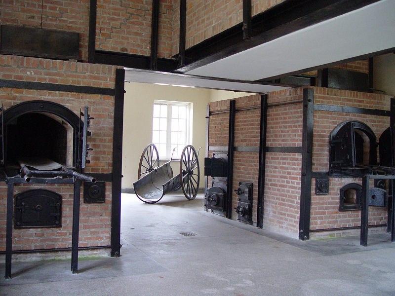 Crematorium kamp vught