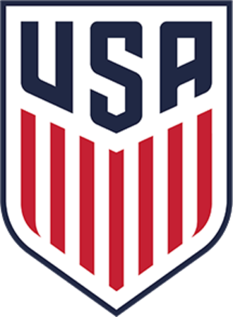 United States Soccer Federation - Image: Crest of the United States Soccer Federation