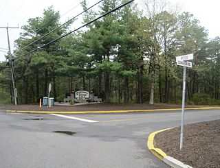Crestwood Village, New Jersey Census-designated place in New Jersey, United States