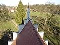 Criewen (Schwedt-Oder) Ausblick aus dem Glockenturm der Kirche - panoramio.jpg