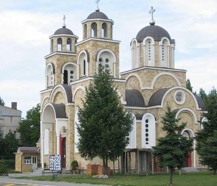 Crkva Svete Petke, Smederevska Palanka